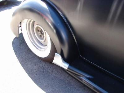 Running Board Exhaust