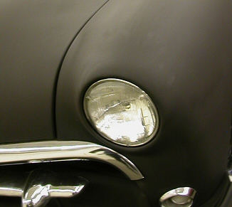 Frenched Headlights