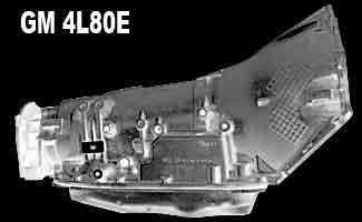 CHEVROLET4L80E Transmission