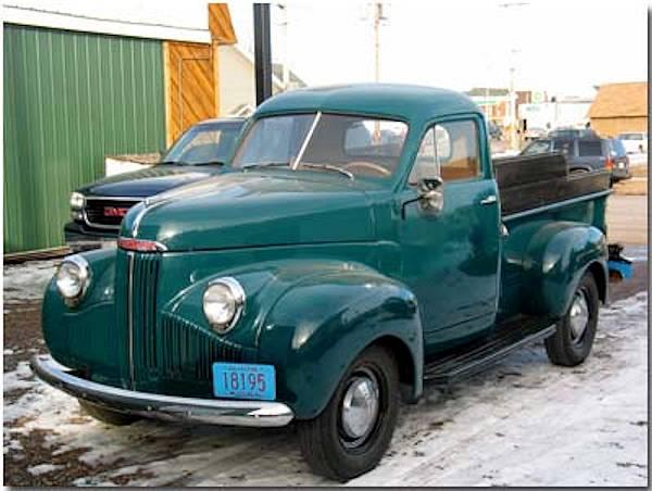 Home photos studebaker trucks