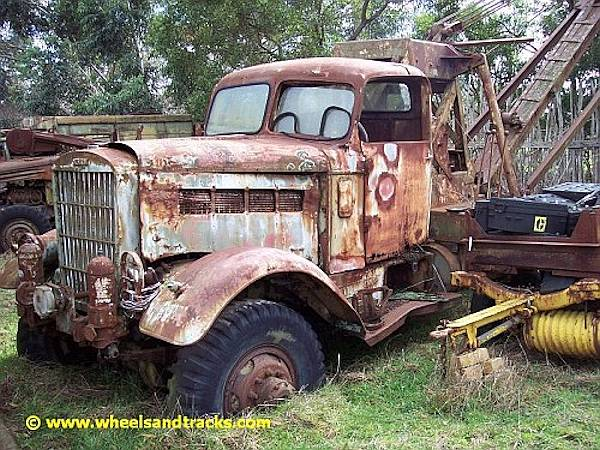 antique wreckers and tow trucks for autos post. Black Bedroom Furniture Sets. Home Design Ideas