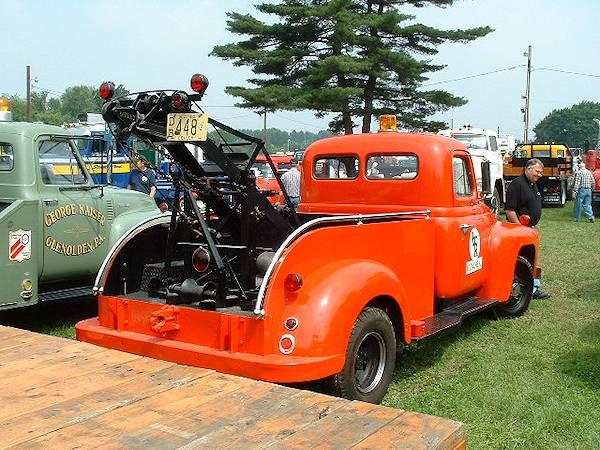 Deal Auto Wrecker Vintage