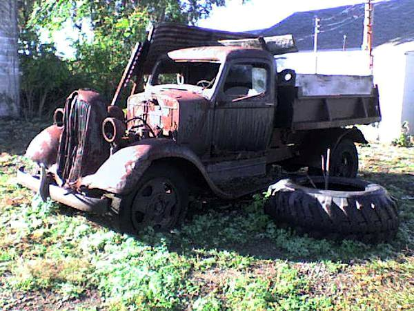 1936 Dodge Truck Rat Rod 1936 Dodge Dump Truck