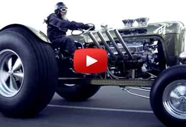 Video: Ardbeg Hot Rod Tractor