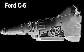 FORDC6 Transmission