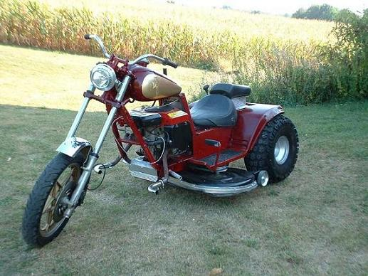 Farmer's Chopper