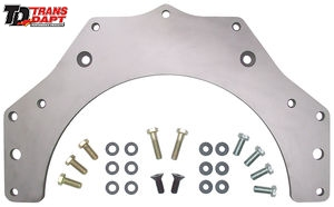 Transmission Adapter; 62-Up Chevrolet V8 to 66-Up B.O.P. or ST300, TH350, TH400, 700R4