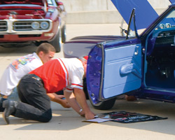 NSRA Safety Crawl