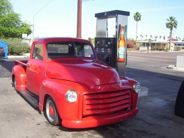 1951 GMC Chevrolet Truck Resto Rod