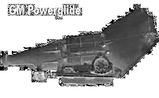 Aluminum Powerglide Transmission Specifications and Cross