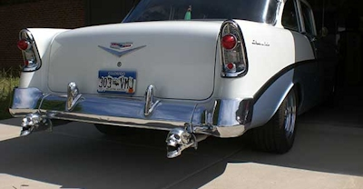 Skull Exhaust Tips