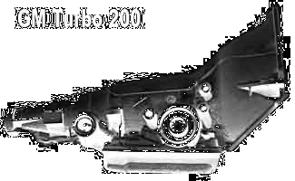 TH200 Transmission Specifications and Cross Reference ~ Roadkill Customs