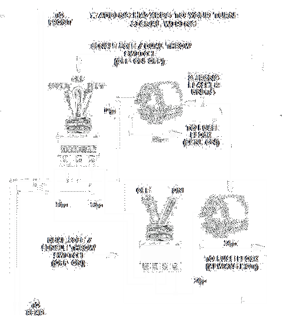 rat rod wiring blinker enthusiast wiring diagrams u2022 rh bwpartnersautos com